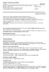 ČSN EN ISO 3175-2 Textilie - Profesionální ošetřování, chemické čištění a čištění za mokra plošných textilií a oděvů - Část 2: Postup pro zkoušení vlastností při čištění a konečné úpravě za použití tetrachlorethylenu