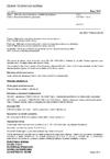 ČSN EN ISO 1183-2 Plasty - Metody stanovení hustoty nelehčených plastů - Část 2: Metoda hustotního gradientu