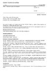 ČSN EN ISO 178 Plasty - Stanovení ohybových vlastností