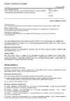 ČSN EN IEC 60904-3 ed. 4 Fotovoltaické součástky - Část 3: Zásady měření pro zemské fotovoltaické (PV) solární součástky s referenčními údaji spektrálního rozložení ozařování