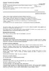 ČSN EN ISO 3175-3 Textilie - Profesionální ošetřování, chemické čištění a čištění za mokra plošných textilií a oděvů - Část 3: Postup pro zkoušení vlastností při čištění a konečné úpravě za použití uhlovodíkových rozpouštědel