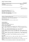 ČSN EN ISO 2812-3 Nátěrové hmoty - Stanovení odolnosti proti kapalinám - Část 3: Metoda s použitím savého materiálu