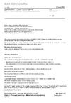 ČSN IEC 60287-3-1 Elektrické kabely - Výpočet dovolených proudů - Část 3-1: Provozní podmínky - Místní referenční podmínky