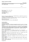 ČSN EN 13454-2 Pojiva pro podlahové potěry ze síranu vápenatého - Část 2: Zkušební metody
