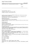 ČSN EN 997 Záchodové mísy a soupravy se zabudovanou zápachovou uzávěrkou