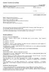 ČSN EN IEC 60255-181 Měřicí relé a ochranná zařízení - Část 181: Funkční požadavky na frekvenční ochranu