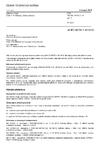 ČSN EN IEC 60793-1-40 ed. 2 Optická vlákna - Část 1-40: Metody měření útlumu