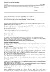 ČSN EN 490 +A1 Betonové tašky a tvarovky pro střešní krytiny a obklady stěn - Specifikace výrobku