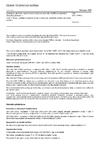 ČSN ISO 11090-1 Podmínky zkoušek vyjiskřovacích strojů na zápustky (EDM na zápustky) - Zkoušky přesnosti - Část 1: Stroje s jedním stojanem (stroje s křížovým kluzným stolem a pevným stolem)