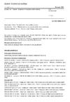 ČSN EN ISO 9698 Kvalita vod - Tritium - Kapalinová scintilační měřicí metoda