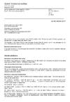 ČSN EN IEC 62040-1 ed. 2 Zdroje nepřerušovaného napájení (UPS) - Část 1: Bezpečnostní požadavky