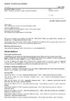 ČSN EN ISO 10545-4 Keramické obkladové prvky - Část 4: Stanovení pevnosti v ohybu a lomového zatížení
