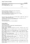 ČSN EN 573-3 Hliník a slitiny hliníku - Chemické složení a druhy tvářených výrobků - Část 3: Chemické složení a druhy výrobků