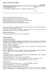 ČSN EN 1621-3 Ochranné oděvy pro motocyklisty proti mechanickému nárazu - Část 3: Chrániče hrudníku pro motocyklisty - Požadavky a zkušební metody