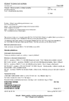ČSN EN 716-1 +AC Nábytek - Dětské postýlky a skládací postýlky pro bytové použití - Část 1: Bezpečnostní požadavky