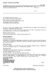 ČSN EN 10210-2 Duté profily tvářené za tepla z konstrukční oceli - Část 2: Mezní úchylky, rozměry a charakteristiky průřezu