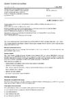 ČSN EN IEC 63044-5-1 Obecné požadavky na elektronické systémy pro byty a budovy (HBES) a automatizační a řídicí systémy pro budovy (BACS) - Část 5-1: Požadavky, podmínky a zkušební uspořádání EMC