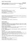 ČSN EN ISO 4869-1 Akustika - Chrániče sluchu - Část 1: Subjektivní metoda měření vložného útlumu zvuku