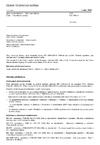 ČSN EN 1096-4 Sklo ve stavebnictví - Sklo s povlakem - Část 4: Výrobková norma