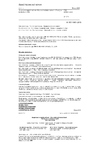 ČSN EN ISO 13851 Bezpečnost strojních zařízení - Dvouruční ovládací zařízení - Zásady pro konstrukci a výběr