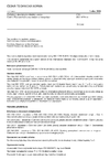ČSN ISO 10791-6 Podmínky zkoušek pro obráběcí centra - Část 6: Přesnost frekvence otáčení a interpolací