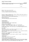 ČSN EN 15341 Údržba - Klíčové indikátory výkonnosti údržby