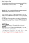 ČSN ISO 20900 Inteligentní dopravní systémy - Částečně automatizované parkovací systémy (PAPS) - Funkční požadavky a zkušební postupy