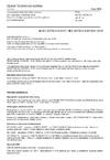 ČSN EN IEC 60730-2-9 ed. 4 + A1 Automatická elektrická řídicí zařízení pro domácnost a podobné účely - Část 2-9: Zvláštní požadavky na řídicí zařízení pro snímání teploty