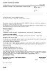ČSN ISO/IEC 20546 Informační technologie - Data velkého objemu - Přehled a slovník
