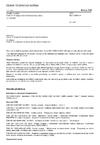 ČSN ISO 16000-34 Vnitřní ovzduší - Část 34: Strategie měření koncentrace částic ve vzduchu