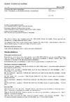 ČSN EN 13832-3 Ochranná obuv proti chemikáliím - Část 3: Požadavky pro dlouhodobý kontakt s chemikáliemi