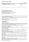 ČSN EN 13832-2 Ochranná obuv proti chemikáliím - Část 2: Požadavky pro omezený kontakt s chemikáliemi