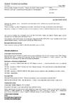 ČSN EN ISO 9167 Semeno řepky a řepkové moučky - Stanovení obsahu glukosinolátů - Metoda využívající vysokoúčinnou kapalinovou chromatografii