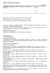 ČSN EN 12733 Zemědělské a lesnické stroje - Ručně vedené motorové žací stroje - Bezpečnost