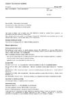 ČSN EN 12898 Sklo ve stavebnictví - Stanovení emisivity