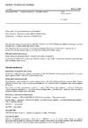 ČSN EN 13310 +A1 Kuchyňské dřezy - Funkční požadavky a zkušební metody