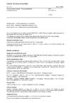 ČSN EN 13407 +A1 Pisoárové mísy nástěnné - Funkční požadavky a zkušební metody