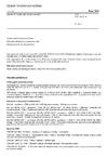 ČSN EN 14527 +A1 Sprchové vaničky pro domácí použití
