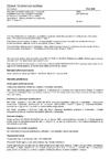 ČSN EN 14476 +A2 Chemické dezinfekční přípravky a antiseptika - Kvantitativní zkouška s použitím suspenze ke stanovení virucidního účinku v oblasti zdravotnictví - Metoda zkoušení a požadavky (fáze 2 / stupeň 1)