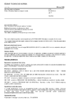 ČSN EN 50342-2 ed. 2 Olověné startovací baterie - Část 2: Rozměry baterií a značení svorek