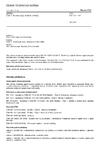 ČSN EN 131-1 +A1 Žebříky - Část 1: Termíny, typy, funkční rozměry