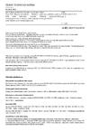 ČSN EN IEC 60317-0-8 ed. 2 Specifikace jednotlivých typů vodičů pro vinutí - Část 0-8: Obecné požadavky - Měděný vodič pravoúhlého průřezu, holý nebo lakovaný, ovinutý vláknem polyester-sklo, neimpregnovaný a stavený, nebo impregnovaný pryskyřicí nebo lakem, nebo neimpregnovaný