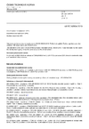 ČSN EN IEC 60934 ed. 3 Jističe pro zařízení (CBE)