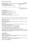 ČSN EN IEC 60684-3-216 ed. 2 Ohebné izolační trubičky - Část 3: Specifikace jednotlivých typů trubiček - List 216: Teplem smrštitelné trubičky se zpomaleným hořením, s omezeným nebezpečím požáru