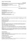 ČSN EN IEC 60684-3-280 ed. 2 Ohebné izolační trubičky - Část 3: Specifikace jednotlivých typů trubiček - List 280: Teplem smrštitelné polyolefinové trubičky, odolné proti vytváření vodivých stop
