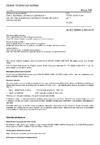 ČSN EN IEC 60684-3-283 ed. 2 Ohebné izolační trubičky - Část 3: Specifikace jednotlivých typů trubiček - List 283: Teplem smrštitelné polyolefinové trubičky pro izolaci sběrnicových tyčí