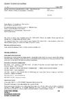 ČSN EN 16796-3 Energetická účinnost manipulačních vozíků - Zkušební metody - Část 3: Zdvižné vozíky pro manipulaci s kontejnery