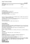 ČSN EN 13880-6 Zálivky za horka - Část 6: Zkušební metoda pro přípravu vzorků pro zkoušení