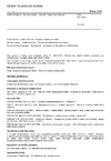 ČSN EN 14012 Poštovní služby - Kvalita služby - Zásady vyřizování stížností