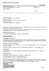 ČSN EN 12350-8 Zkoušení čerstvého betonu - Část 8: Samozhutnitelný beton - Zkouška sednutí-rozlitím